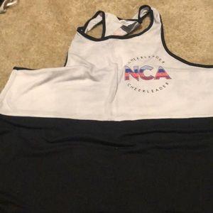 NCA Cheer tank